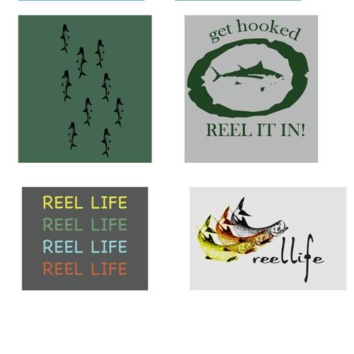 Logo Designs for Reel Life