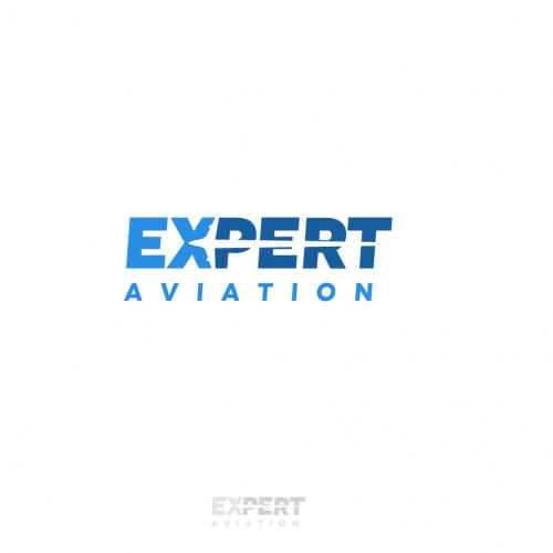 Logo Design- Expert Aviation